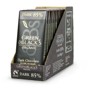 Green & Black's Dark Chocolate